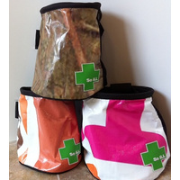 Barf Bag Bouldering Bucket Canvas