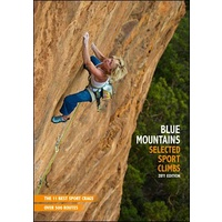 Blue Mountains Selected Sport Climbs 2011 Edition