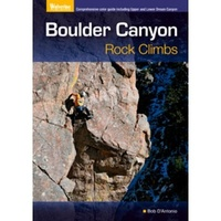 Boulder Canyon Rock Climbs