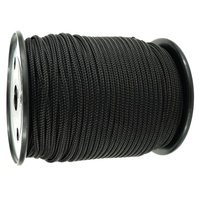 Static Cord 2mm Black 200m spool