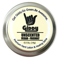 Uncented Hard Lotion, Balm & Salve 0.5oz