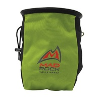 Kangaroo Zip Chalk Bag-Green