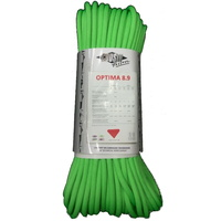 "Optima 8.9 ""dry treated""-80 m- Lime Green"