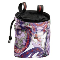 Red Chili Paisley Chalk bag