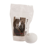 White Gold Power Shot Chalk Ball Refillable