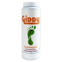 Cedarwood Natural Foot Deodorizer