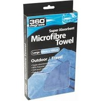 360 Degree Compact Towel L Microfibre