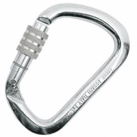XL 511 D Screw Stainless Steel Carabiner