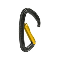 Bottle Nose Keylock Straight Carabiner